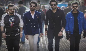 Jawani Phir Nahi Ani 2 gets a release date; The boys are coming back this Eid-ul-Azha 2018
