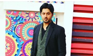 Imran Ashraf to dazzle the screen once again with 'Lashkara'