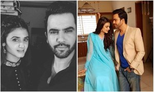 "Hira Mani and Junaid Khan pair up once again for ""Thays"" on A Plus"