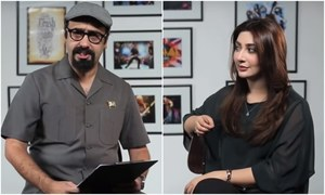 The Voice Over Man's interview with Ayesha Khan has us in fits of laughter