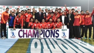 PCB's Jon Snow: National T20 tournament comes to an end
