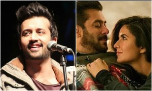 Atif Aslam's Dil Diya Gallan for Tiger Zinda Hai is rather unimpressive!