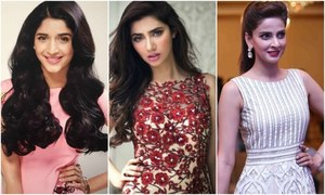 Pakistani hotties, Mahira Khan, Saba Qamar and Mawra Hocane will spice up the Masala! Awards'17 in Dubai!