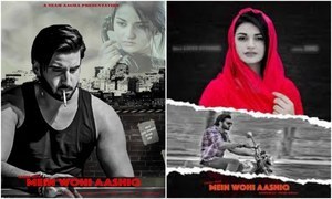 Aagha Ali's 'Mein Wohi Aashiq' trailer is out!