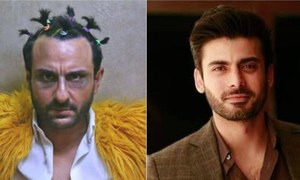 Fawad Khan was approached for now Saif Ali Khan's Kaalakaandi