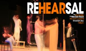 Rehearsal mirrors societal misogyny rebelliously