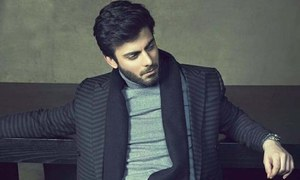 Fawad Khan takes the sixth spot in the Sexiest Asian Men list!
