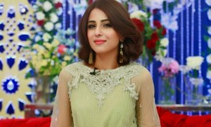 Ushna Shah becomes Celebrity Ambassador for Todds Welfare Society