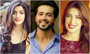 Fahad Mustafa showers Mawra Hocane and Mehwish Hayat with praise