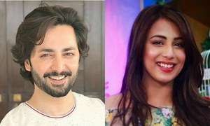 Ushna Shah pairs up with Danish Taimoor for her next