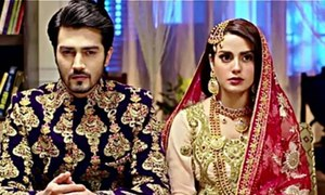 "With Heer and Shahmeer now married ""Qurban"" is not to be missed!"