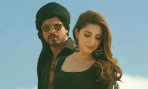 "Mahira Khan's ""Raees"" is the most talked about movie of 2017 on Twitter!"