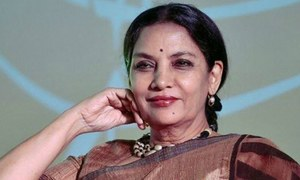 """What we really need to do is make co-productions with India and Pakistan,"" Shabana Azmi"