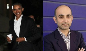 Barack Obama lists Mohsin Hamid's 'Exit West' as one of the best books he has read!