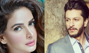 'I am NOT engaged to Arslan Faisal ' - Saba Qamar