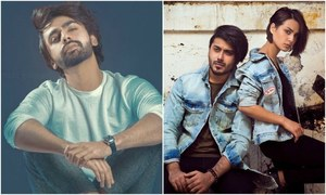 Farhan Saeed to turn director for Hamza Malik and Iqra Aziz!