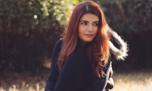 """For the record, I'd rather wear chapals than heels and my nail polish is chipped,"" Momina Mustehsan"