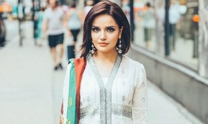 Armeena Khan talks about Daldal with BBC Asian Network