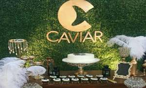 Caviar; the one stop solution to all beauty needs!