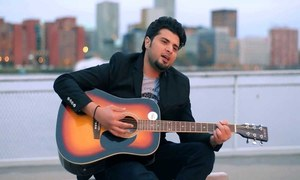 Nabeel Shaukat's Sawaal features a beautiful melody!