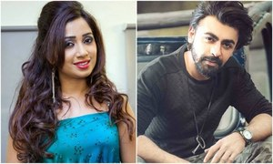 Shreya Ghoshal thanks Farhan Saeed for her win at Mirchi Music Awards!