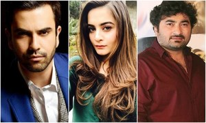 Junaid Khan and Aiman Khan to star in a Danish Nawaz directorial on Hum TV