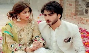 Sajal Aly, Imran Abbas starrer 'Noor ul Ain' all set to go on air from 10th Feb on ARY Digital!