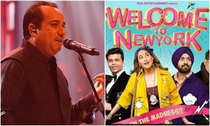 Rahat Fateh Ali Khan spins magic with latest song 'Istehaar' for the film 'Welcome To New York'