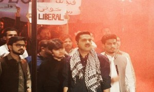 "Ali Gul Pir's ""Dey Maar Saday Chaar"" is just the need of the time"