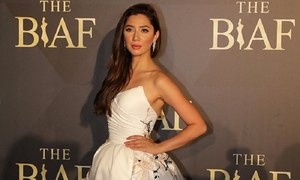 Mahira Khan will attend the UK Asian Film Festival 2018