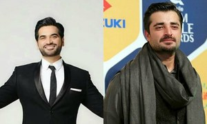 Humayun Saeed takes a dig at Hamza Ali Abbasi over the Padman ban tweet!