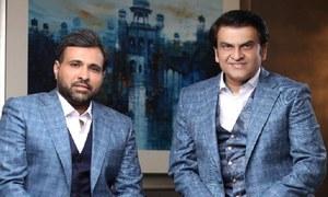 Abdullah Kadwani and Asad Qureshi, of 7th Sky Entertainment, hit another milestone with Geo partnership!