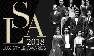 Did your favorite take it home this year at the Lux Style Awards 2018?