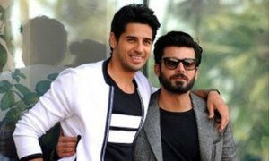 Sidharth Malhotra misses our very own Fawad Khan