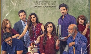 Cake becomes The First Pakistani Movie To Have A World Premiere In London's West End