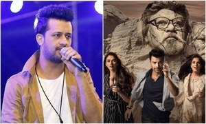 "Atif Aslam not too keen on promoting his latest song ""Sehmi Hai Dhadkan"""