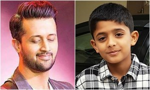 Atif Aslam eager to collaborate with Arshman of the social media famed 'Dil Diyan Galan' cover
