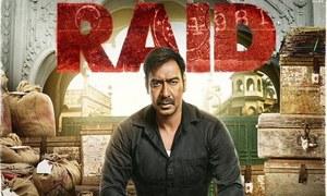 Ajay Devgn starrer 'Raid' to release in Pakistan