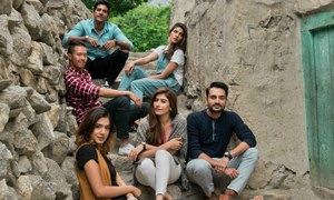 Chalay Thay Saath becomes the first Pakistani movie to be screened in Hong Kong