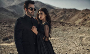 Hira Mani, Junaid Khan Lend Voice For Thays OST