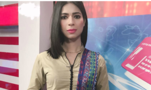 Twitterati Welcomes Marvia Malik As The First-Ever Transgender Newscaster Of Pakistan