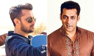 Atif Aslam all set to sing a track written by Salman Khan for his movie Race 3