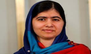 Malala Breaks Down During Her Address On Returning To Pakistan After 5 Years