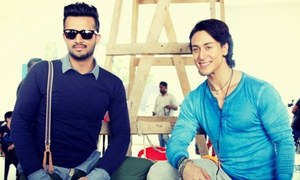 Tiger Shroff calls Atif Aslam a 'Legendary Performer'