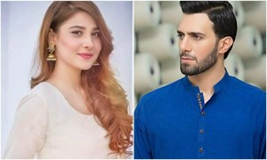 Hina Altaf Khan and Emad Irfani Pair Up For Hum TV's Next!