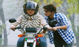 HIP Reviews: The Motorcycle Girl; Meri Motorcycle Meri Merzi!
