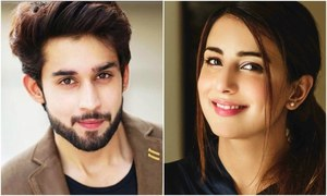 Bilal Abbas & Ushna Shah Come Together For Balah, A Big Bang Entertainment Production!