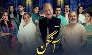 Aangan In Review: There's a new twist in the plot!