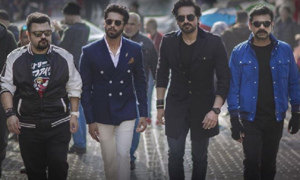 And its a wrap for Jaawani Phir Nahi Aani 2