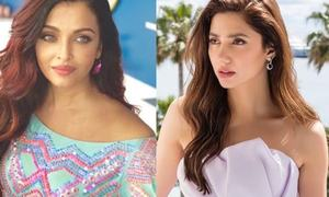 """Aishwarya Rai gave me the warmest hug I have gotten in a while,"" says Mahira Khan"